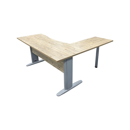 Picture of B802GL Desk, 160 x 70 x 74 cm, ash