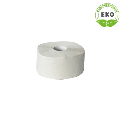 Picture of Toilet paper Jumbo, recycled, three-layer, 400 g, 12 pcs