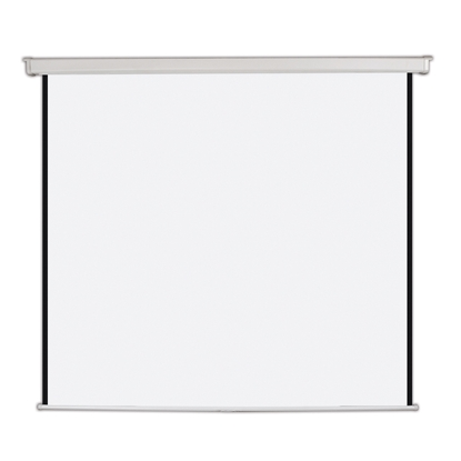 Picture of Vega Projection screen, 150 x 150 cm, for wall, electric