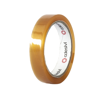 Picture of Vibac Self-adhesive tape, solvent, 19 mm x 66 m, 6 pcs