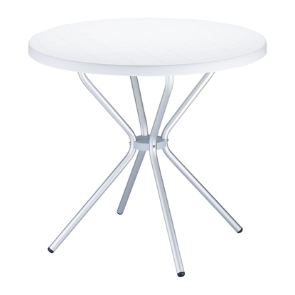 Picture of RFG table Party, plastic, white