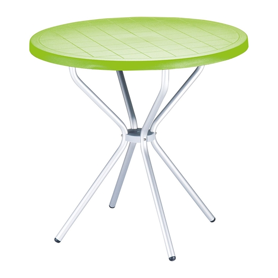 Picture of RFG table Party, plastic, lightgreen