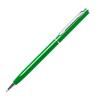 Picture of Claps Ballpen Abed, metal, green