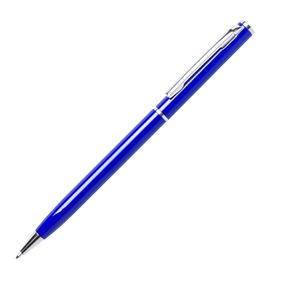 Picture of Claps Ballpen Abed, metal, blue