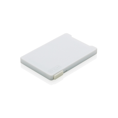 Picture of XD case for cards RFID, with 4 pockets, white