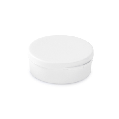 Picture of Hi!dea headphones Music S, white, in a round box