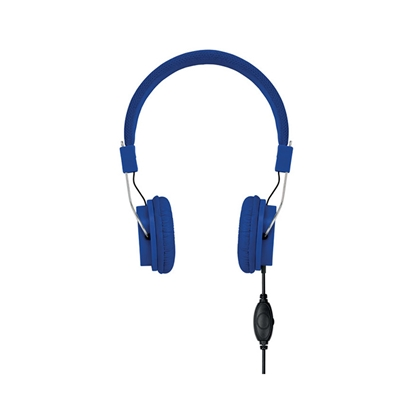 Picture of More Than Gifts headphones Decibel, blue