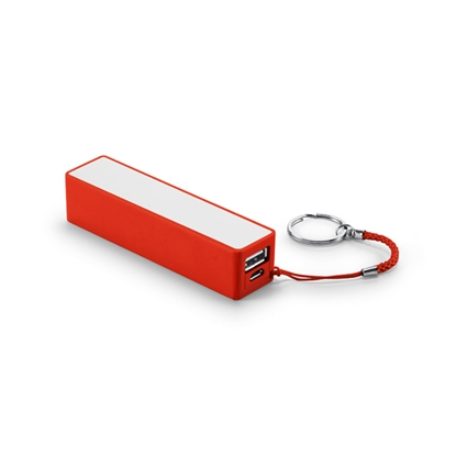Picture of Mobile battery Money Save, 2000 mAh, red