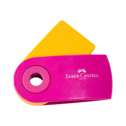 Picture of Faber-Castell Eraser Тrend, mini mix colors