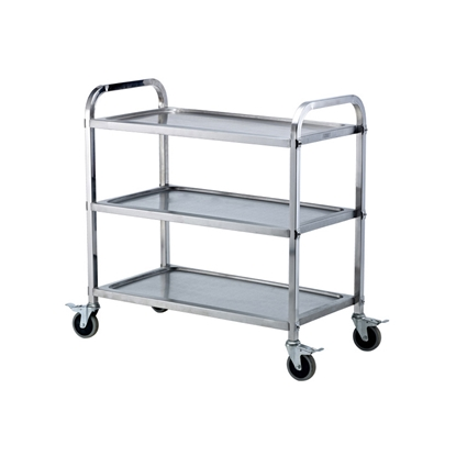 Picture of Trolley for serving, of 3 levels, 85 x 45 x 89 cm