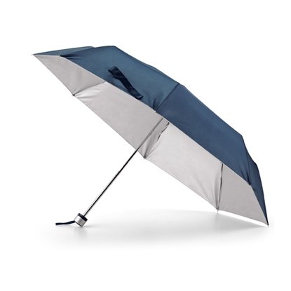 Picture of Hi!dea Umbrella Compact, bendable, darkblue