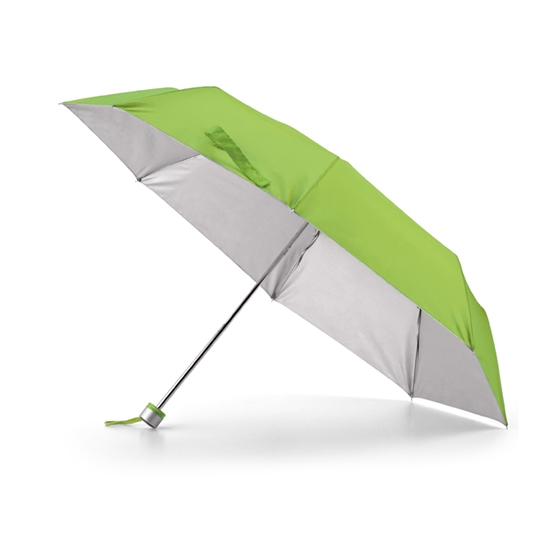 Picture of Hi!dea Umbrella Compact, bendable, green