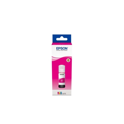 Picture of Epson ink Ecotank 103, L3151/L3111/L3110, 7500 pages, 65 ml, Magenta
