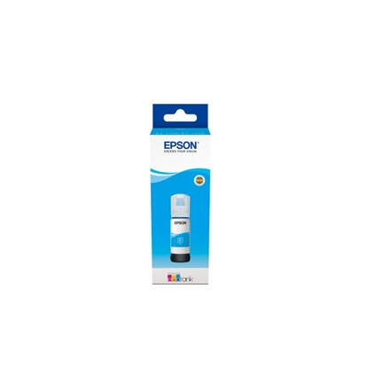 Picture of Epson ink Ecotank 103, L3151/L3111/L3110, 7500 pages, 65 ml, Cyan
