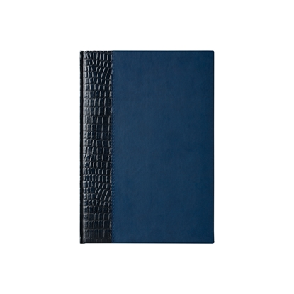 Picture of Calendar-Notepad, weekpaper Galant, A4, dark blue/blue