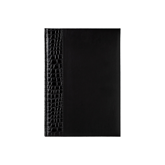 Picture of Calendar-Notepad, weekpaper Galant, A4, black