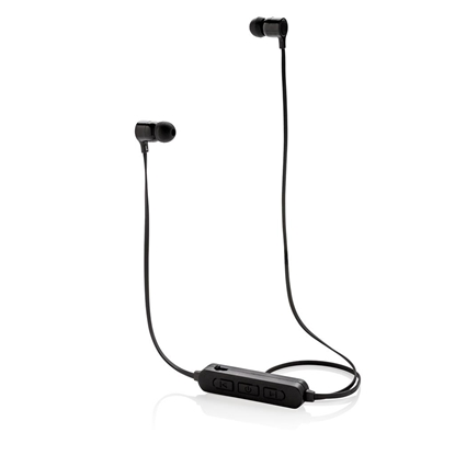 Picture of XD wireless headphones Light Music, black