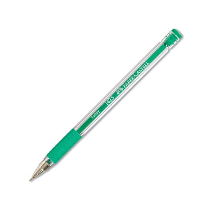 Picture of Faber-Castell Ballpoint pen 1425 Fine, green