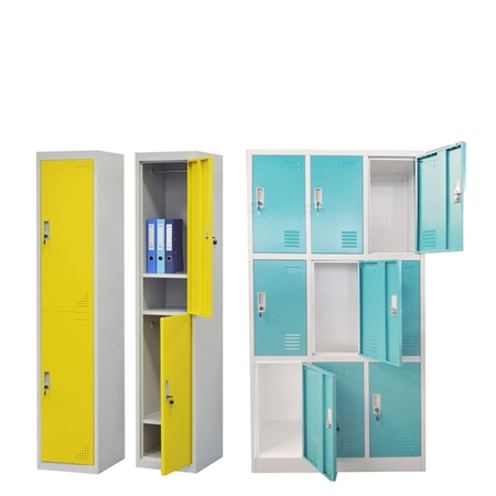 Picture for category Metal wardrobes