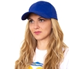 Picture of 6-panel Baseball cap, blue