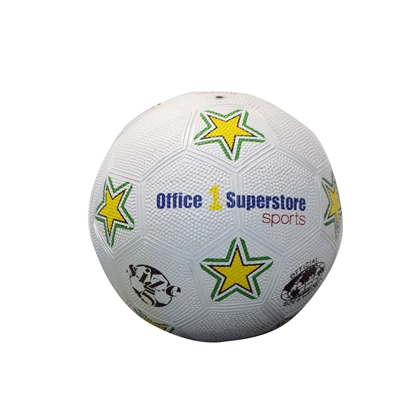 Picture of Office 1 Superstore Football ball №5, rubber