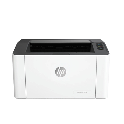 Picture of HP Laser printer Laser 107w, A4, with Wi-Fi