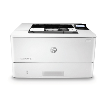 Picture of HP Laser printer LaserJet Pro M404dw, A4, with party-line, meshwork and Wi-Fi
