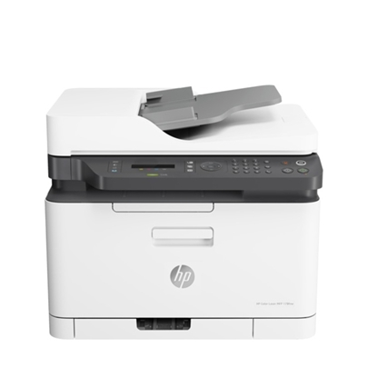 Picture of HP Laser printer 4 in a 1 137fnw, monochrome, A4, with Wi-Fi
