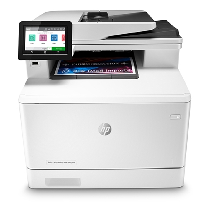 Picture of HP Laser printer 4 in a 1 Color LaserJet Pro MFP M479fnw, A4, colored