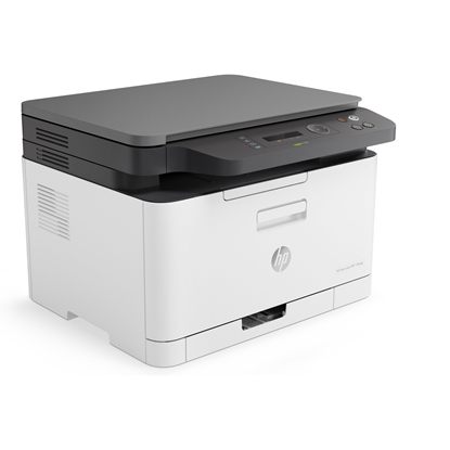 Picture of HP Laser printer 3 in a 1 Color Laser MFP 178nw, A4, colored