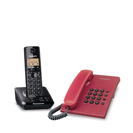 Picture for category Corded phones and fax machines