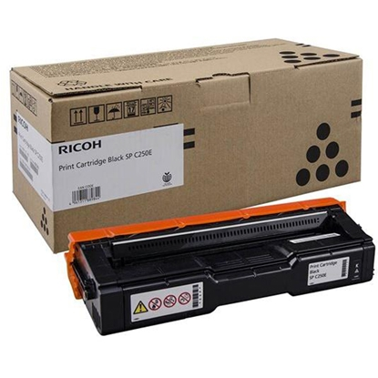 Picture of Ricoh Toner SP C250SF, 2000 pages, Black