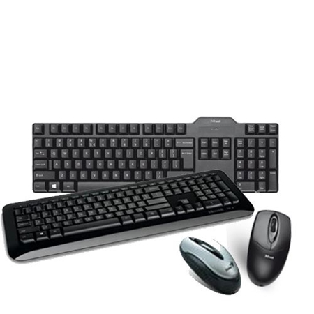 Picture for category Computer keyboards and mouse sets