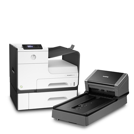 Picture for category Printing and scanning equipment