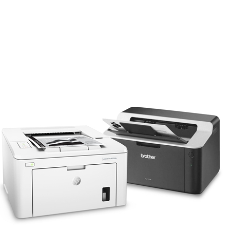 Picture for category Monochrome laser printers