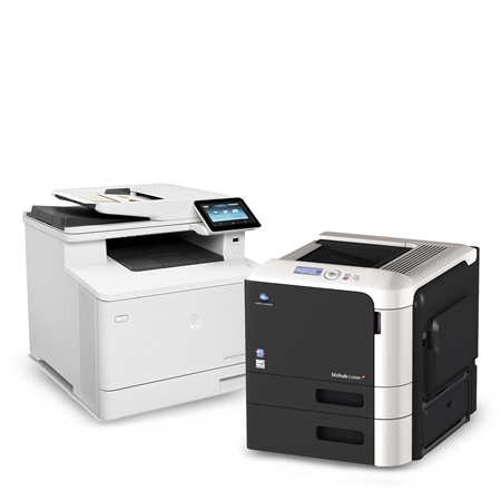 Picture for category Color laser printers