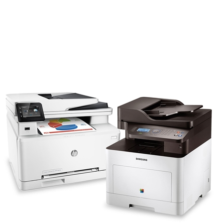 Picture for category Color Laser Multifunction printers