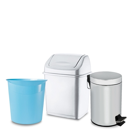 Picture for category Waste bins and consumables