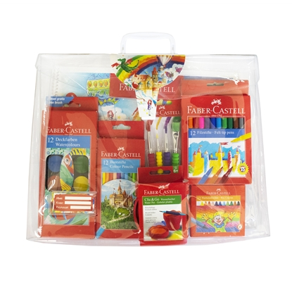"Picture of Faber-Castell painting set ""Little creator"
