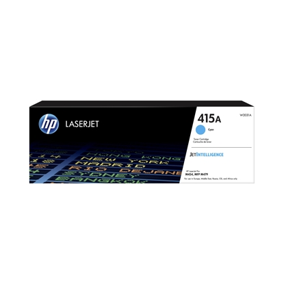 Picture of HP Toner W2031A, 2100 pages, Cyan