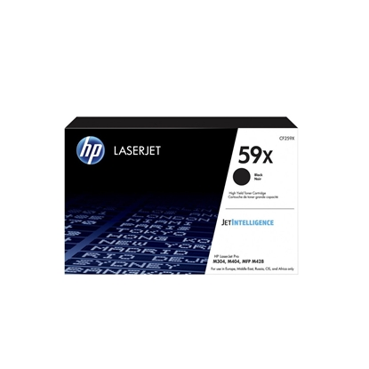 Picture of HP Toner CF259X, 10000 pages, Black