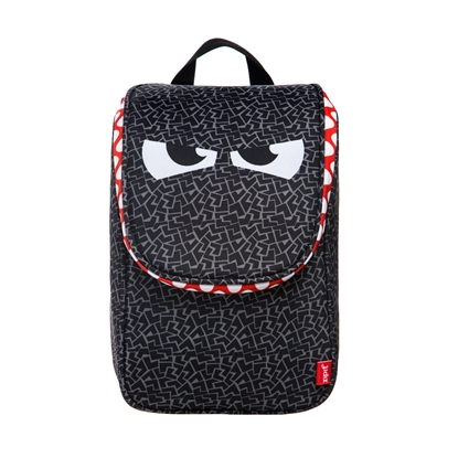 Picture of Zipit backpack Wildlings, for food, black
