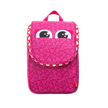 Picture of Zipit backpack Wildlings, for food, pink