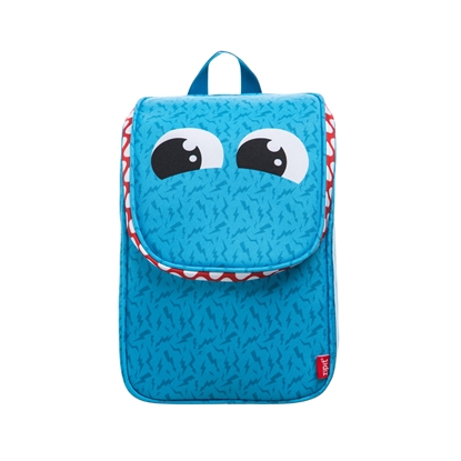 Picture of Zipit backpack Wildlings, for food, blue