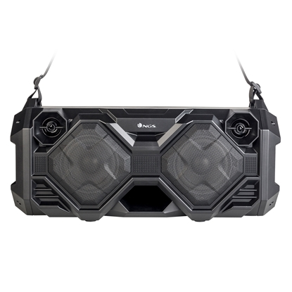 Picture of NGS speaker Street Fusion, with Bluetooth, 100W, with презframe