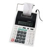 Picture of Citizen Desk calculator CX-32N, 12-digit, with tape, white