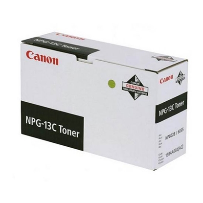 Picture of Canon Toner NPG-13 6028/6035, 9500 pages/5%, Black