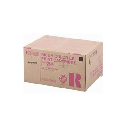 Picture of Ricoh Toner TYPE260 CL7200, Cyan