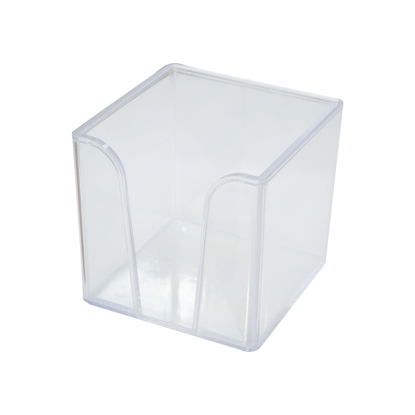 Picture of Ark holder for notes, 75 x 75 x 80 mm, double, plastic