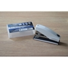 Picture of Оffice 1 Superstore Stapler Elegant, 24/6 and 26/6, for 30 sheets, white-grey